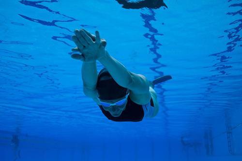 Profitez de votre temps libre pour aller nager !